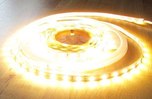 photo Wallpaper of ASS-SET ULTRA HIGHPOWER LED Strip Streifen Leiste SUPERHELL 5mt Warmweiß Weiss 300LED, 6100Lumen,-