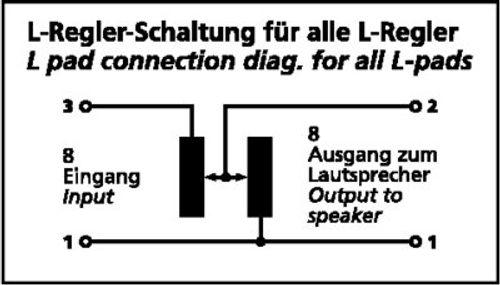 photo Wallpaper of Monacor-Monacor 12.0620Level Control Für Lautsprecher-