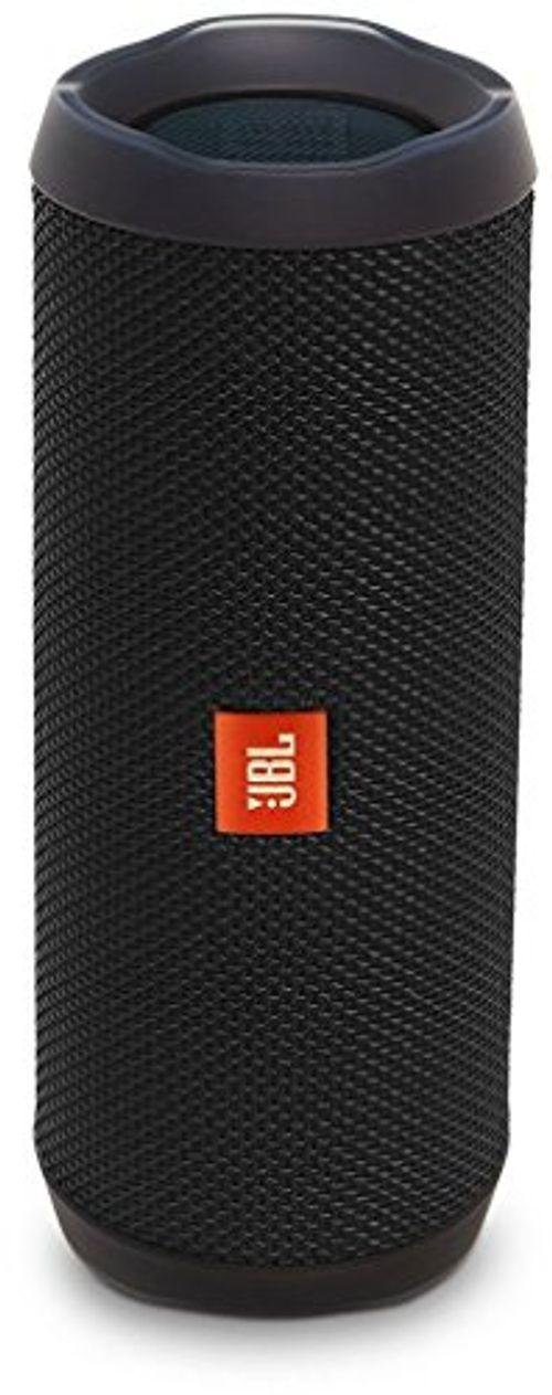 photo Wallpaper of JBL-JBL Flip 4 Mobiler Bluetooth Lautsprecher (ausgestatteter, Wasserdichter, Mit überraschend Kraftvollem Sound) Schwarz-Schwarz