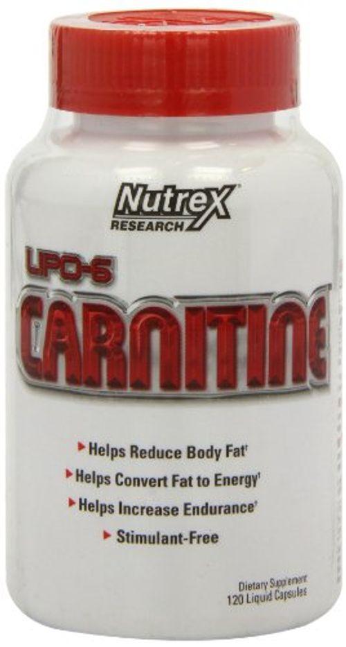 photo Wallpaper of -Nutrex Lipo 6 Carnitine Liquid Capsules   Pack Of 120 Capsules-