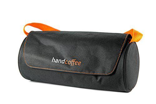 photo Wallpaper of Handpresso-HANDCOFFEE Sac De Transport-Schwarz und Rot