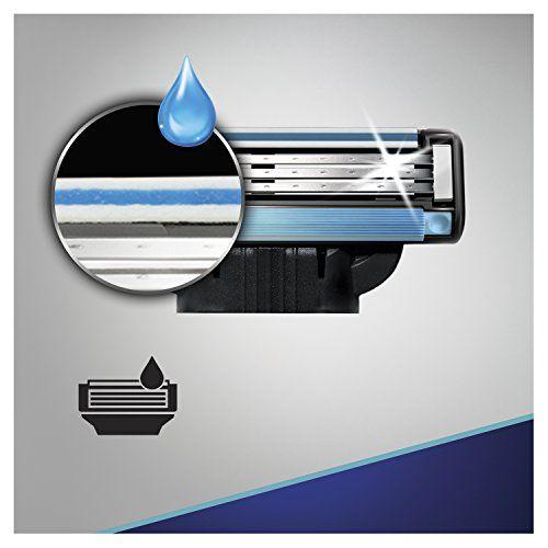 photo Wallpaper of Gillette-Gillette Mach3 Cuchillas De Afeitar Para Hombre   20 Unidades-