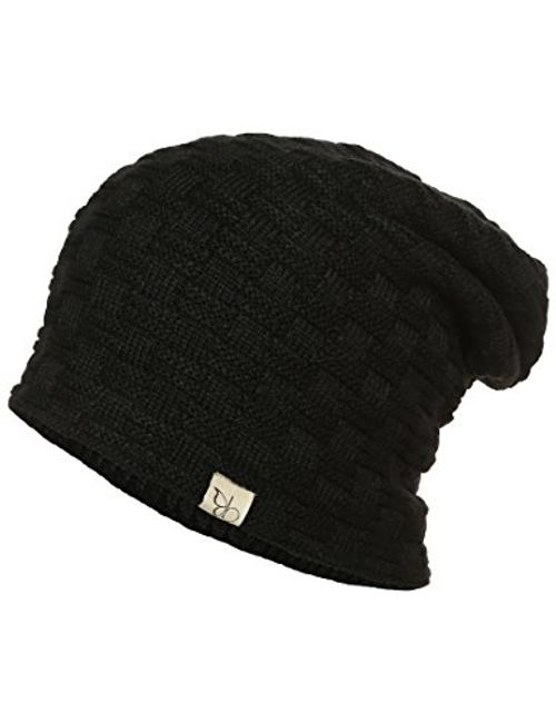 photo Wallpaper of Berydale-Berydale Damen Wintermütze / Beanie, Schwarz, OS-Schwarz (Schwarz)