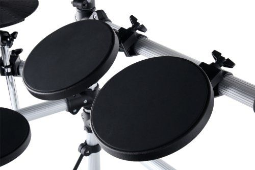 photo Wallpaper of XDrum-XDrum DD 402 E Drum Set Komplettset Inkl. Hocker & Kopfhörer-
