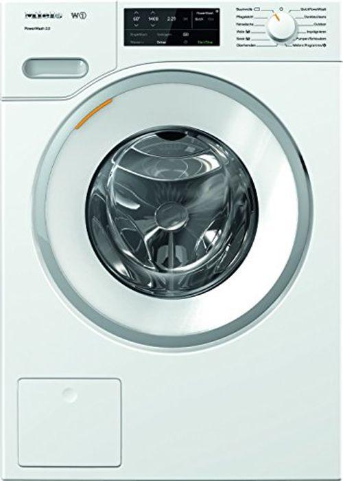 photo Wallpaper of Miele-Miele WWE 320 WPS Waschmaschine Frontlader/A+++/157 KWh/Jahr/1400 UpM/8 Kg Schontrommel/59min-
