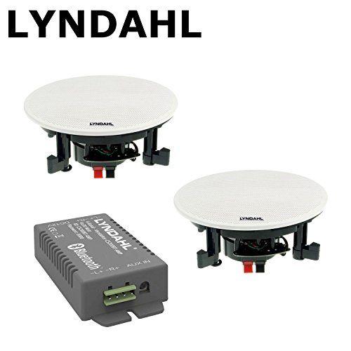 photo Wallpaper of Lyndahl-LYNDAHL CS200BT Kit Wahlweise Mit 2 Oder 4 Lautsprechern Inkl. Bluetoothverstärker,-