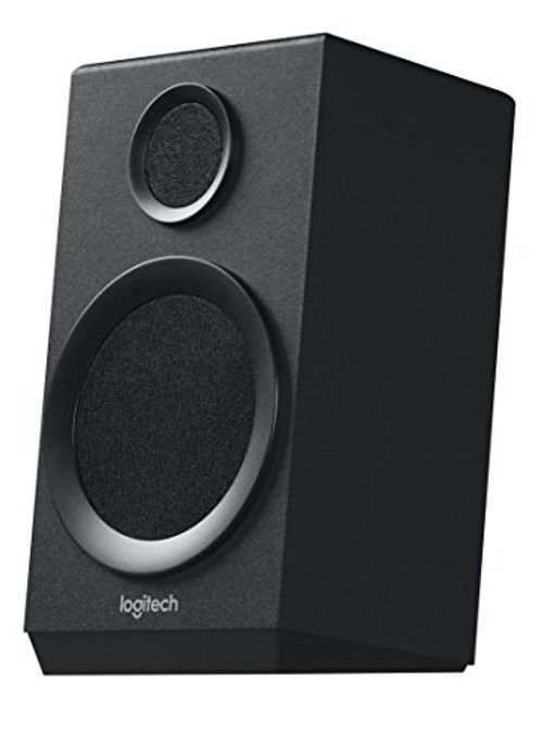 photo Wallpaper of Logitech-Logitech Z333 Multimedia Speakers   Lautsprecher Für Home Entertainment-Schwarz