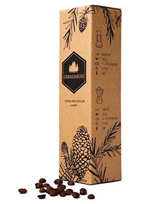 photo Wallpaper of Groenenberg-Hand Kaffeemühle Mit Keramik Mahlwerk Von Groenenberg   Manuelle Kaffeemühle  -