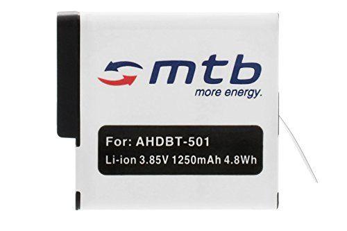 photo Wallpaper of mtb more energy-2 Akkus (1250mAh) + Dual Ladegerät (USB) Für AABAT 001-
