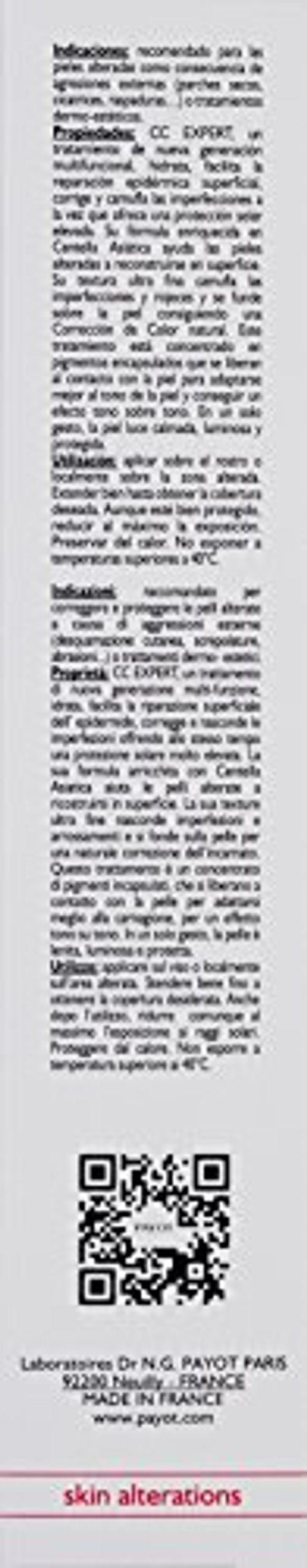 photo Wallpaper of Payot-Payot CC Expertos SPF 50, Crema Protectora Con ácido Hialurónico,-