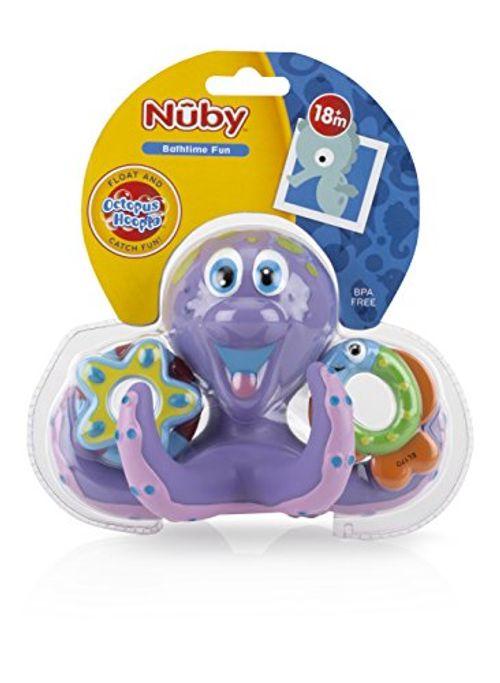 photo Wallpaper of Nuby-Nûby   Octopus Hoopta, Juguete Para El Baño (6144)-multicolor
