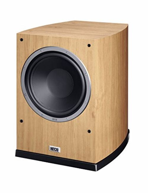 photo Wallpaper of Heco-Heco Victa Prime Sub 252 A | Aktiver Heimkino Subwoofer-Schwarz