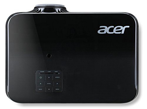 photos of Acer X1226H DLP Projektor (XGA 1024 X 768 Pixel, Kontrast 20.000:1, 4.000 ANSI Lumen, 3D) Hot Deals Kaufen   model Home Theater