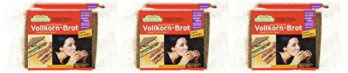 photo Wallpaper of Mestemacher-Mestemacher Vollkornbrot,Westfälisch, 6er Pack (6 X 500 G Packung)-