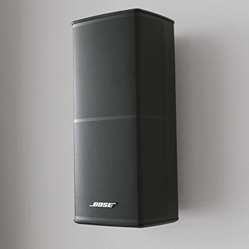 photo Wallpaper of Bose-Bose ® Acoustimass 5 Series V Stereo Lautsprecher System Schwarz-Schwarz