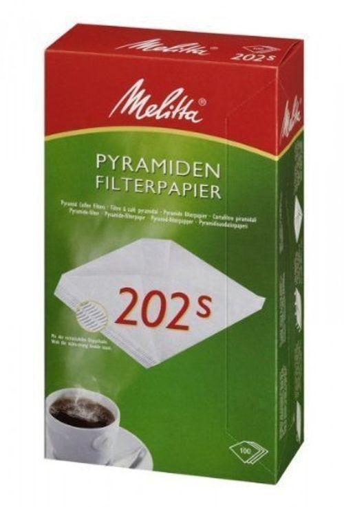 photo Wallpaper of Melitta-Melitta Filtertüten 202 S 5 X 100 Stk.-Weiß