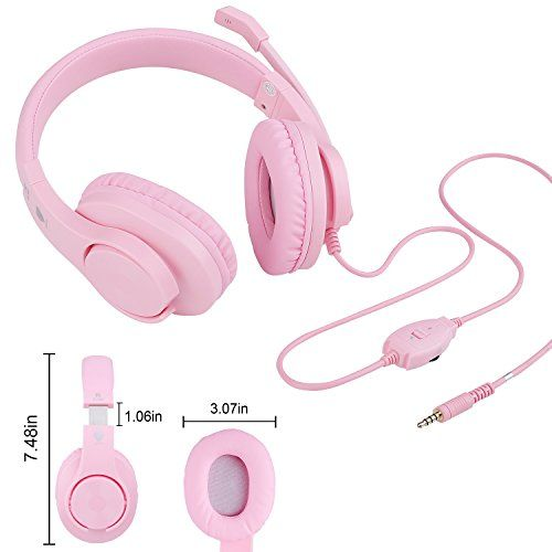 photo Wallpaper of BlueFire-Bluefire Gaming Headset Für PlayStation 4, Xbox One, 3,5 mm Bass Stereo-rose