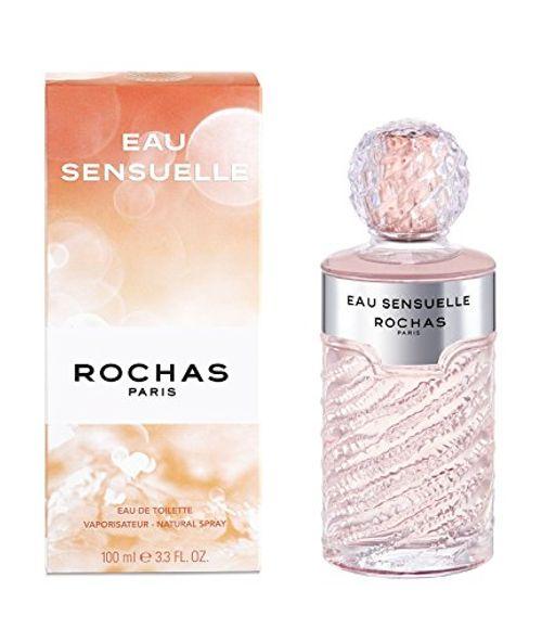 photo Wallpaper of Rochas-Rochas Eau De Rochas Sensuelle Agua De Tocador   100 Ml-