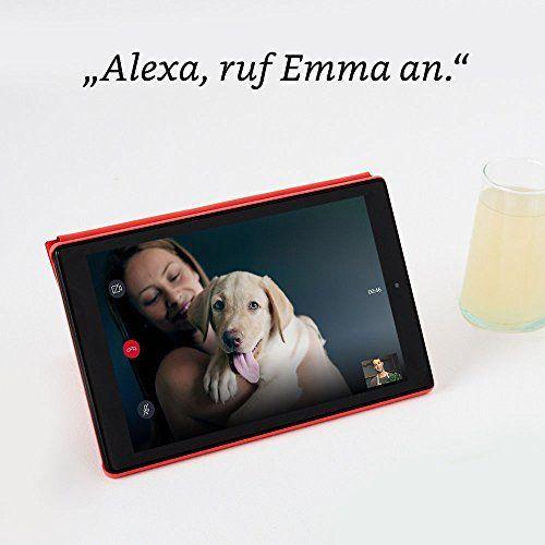 photo Wallpaper of Amazon-Fire HD 8 Tablet Mit Alexa, 20,3 Cm (8 Zoll)-Schwarz