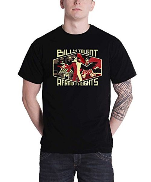photo Wallpaper of Billy Talent-BILLY TALENT AFRAID OF HEIGHTS TSFB-Schwarz