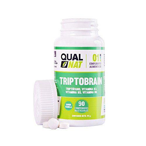 photo Wallpaper of Triptofano-Triptófano Con Vitamina B6, Vitamina B3 Y Vitamina B5 Para Ayudar-