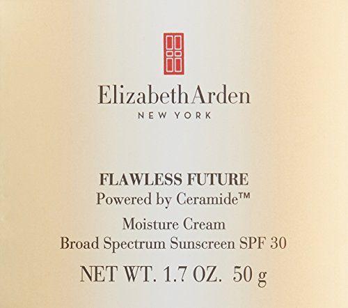 photo Wallpaper of Elizabeth Arden-ELIZABETH ARDEN FLAWLESS FUTURE Moisture Cream SPF30 50 Ml-