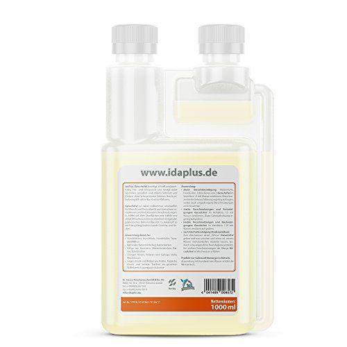 photo Wallpaper of Ida Plus-Ida Plus   GERUCHSFREI Geruchs  & Fleckenentferner 1 Liter Konzentrat-