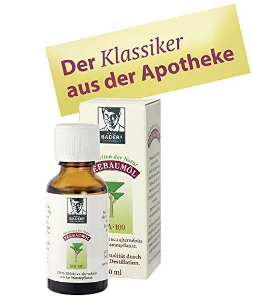 photo Wallpaper of Ralf BADERs Gesundheit-BADERs Teebaumöl MA 100 De La Farmacia. Aceite Del árbol Del Té.-