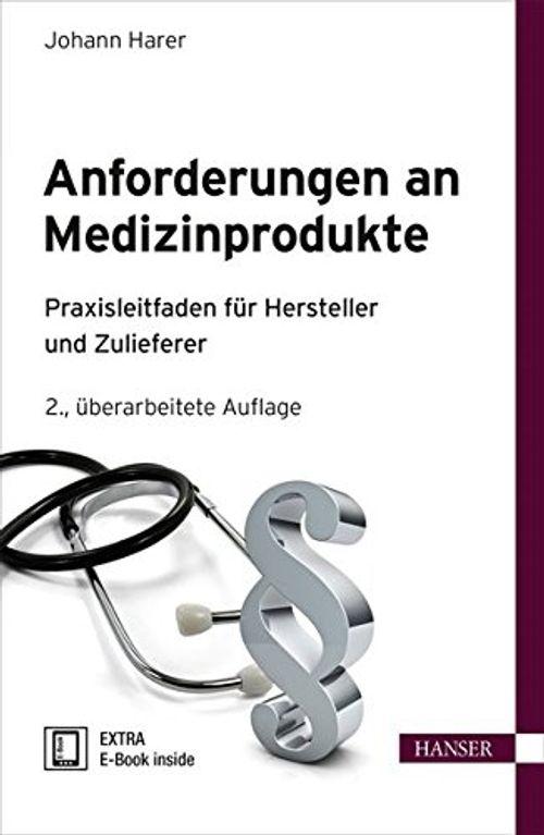 photo Wallpaper of -Anforderungen An Medizinprodukte: Praxisleitfaden Für Hersteller Und Zulieferer-