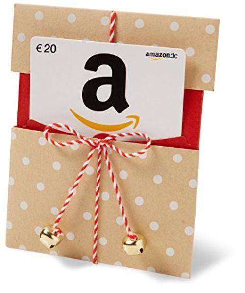 photo Wallpaper of Amazon EU S.à.r.l.-Amazon.de Geschenkkarte In Geschenkkuvert   20 EUR (Beige Mit Punkten)-
