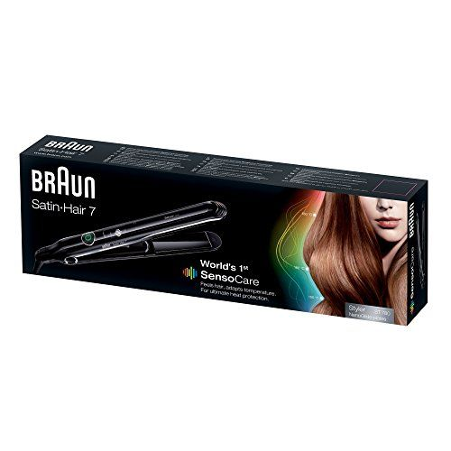photo Wallpaper of Braun-Braun Satin Hair 7 ST780   Plancha De Pelo Con Tecnología-Negro