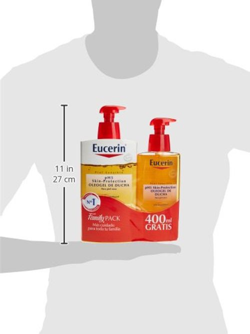 photo Wallpaper of Eucerin-Eucerin Family Pack Ph5 Oleogel De Ducha 1000 Ml Y Oleogel 400 Ml-