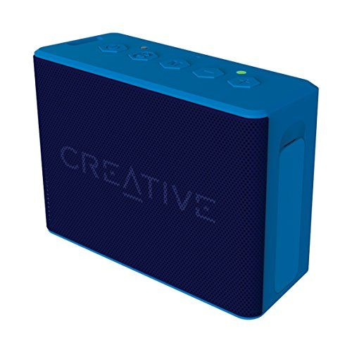 photo Wallpaper of Creative-Creative MUVO 2c   Leistungsstarker, Kompakter, Wetterfester Wireless Bluetooth Lautsprecher-blau