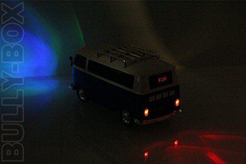 photo Wallpaper of -Nostalgie BULLY BOX In GRÜN| CAR Multimedia Spaeker | Bluetooth |Radio |-grün