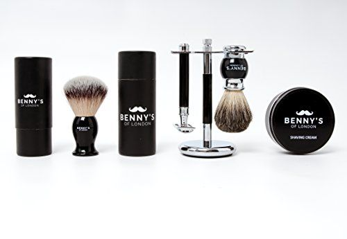 photo Wallpaper of Benny's of London-SOPORTES DE AFEITADO   Men's Shave Stand For Your Shaving Brush And-
