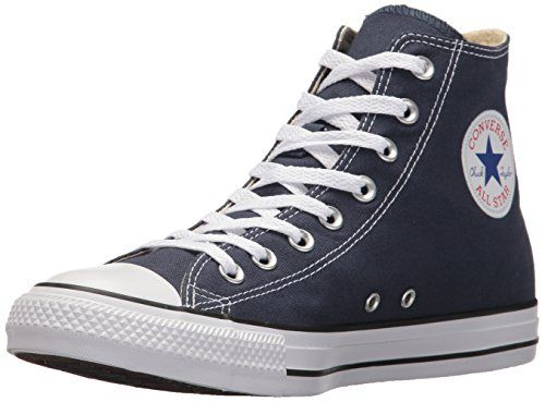 photo Wallpaper of Converse-Converse Chuck Taylor All Star, Unisex Erwachsene Hohe Sneakers, Blau (Navy Blue), 39 EU-Blau (Navy Blue)