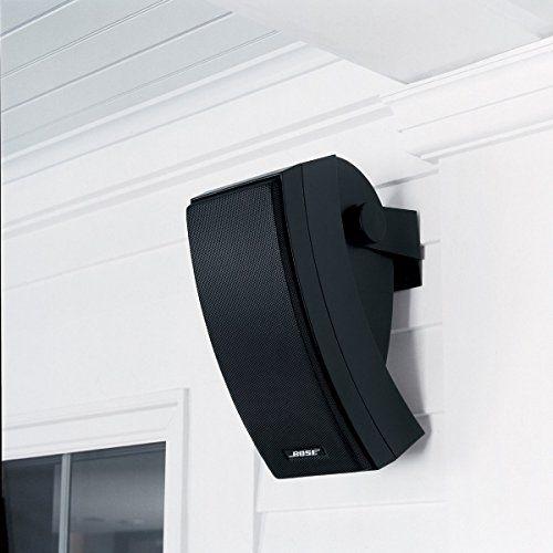 photo Wallpaper of Bose-Bose ® Environmental Wall Mount Lautsprecher (1 Paar) Schwarz-schwarz