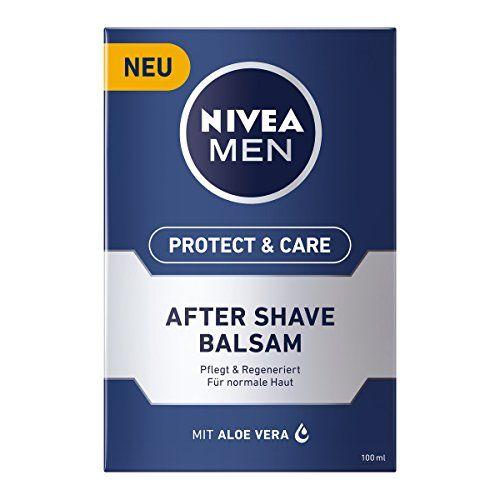 photo Wallpaper of Nivea-Nivea Men Protect & Care After Shave Balsam, 1er Pack (1 X-