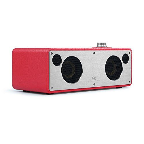 photo Wallpaper of GGMM-GGMM M3 Airplay Lautsprecher Wi Fi/ Bluetooth Lautsprecher Multiroom Lautsprecher 2.0 Stereomusiksystem, 40W-rot
