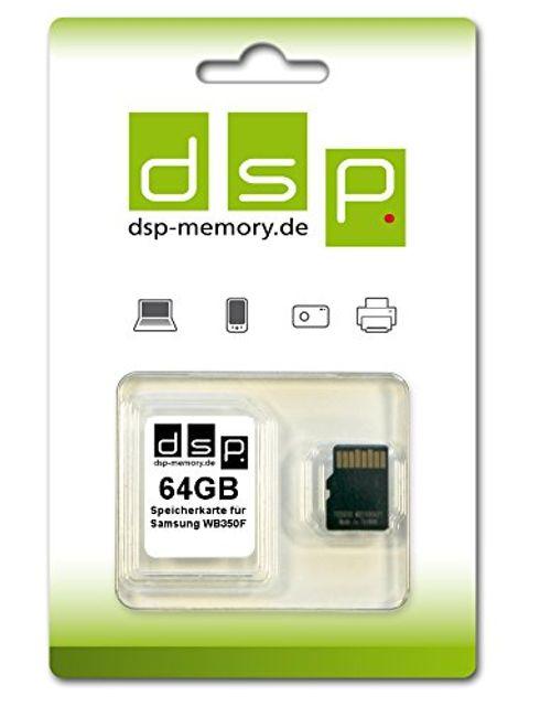 photo Wallpaper of DSP Memory-64GB Speicherkarte Für Samsung WB350F-