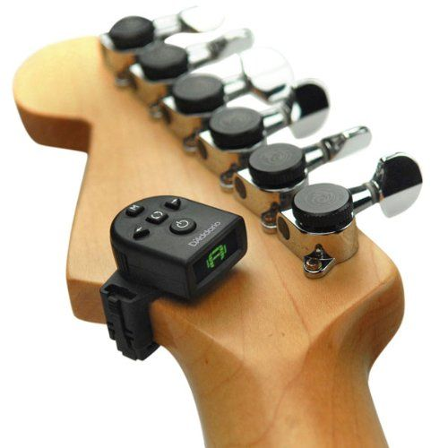 photo Wallpaper of Planet Waves-Planet Waves PW CT 12 Guitar Tuners NS Micro Tuner-Schwarz