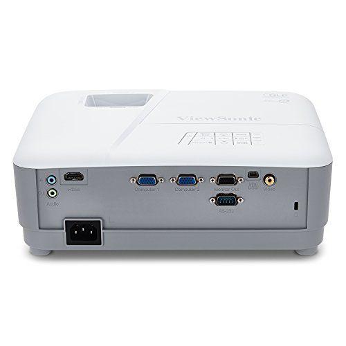 photo Wallpaper of ViewSonic-Viewsonic PA503W 3D Heimkino DLP Projektor (WXGA, 3.600 ANSI Lumen, HDMI, 2 Watt-Weiß