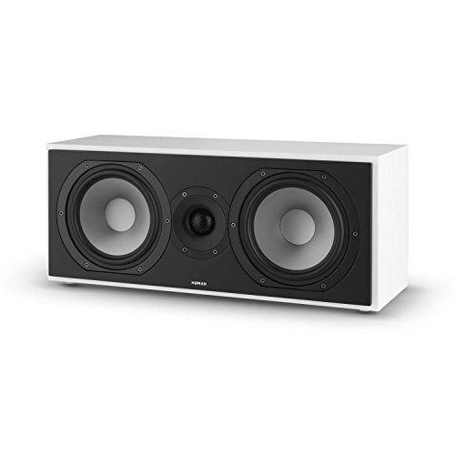 photo Wallpaper of NUMAN-NUMAN Reference 803 • Center Lautsprecher • Center Box • Zwei Wege Lautsprecher-weiß