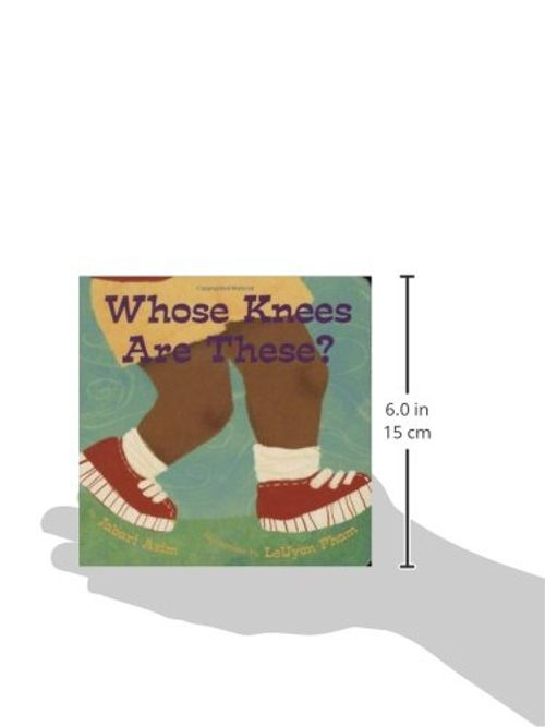 photo Wallpaper of -Whose Knees Are These?-