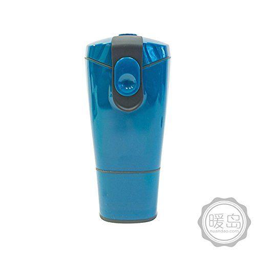 photo Wallpaper of Unikia-Unikia Lunchbox ComplEAT Energy Booster Kunststoff Auslaufsicher/mikrowellengeeignet/spülmaschinengeeignet Eckig ComplEAT-Blau
