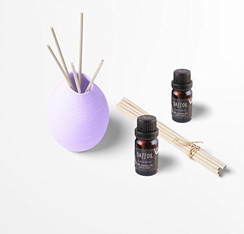 photo Wallpaper of Daffoil-Aceites Esenciales Set 8 100% Puros Aceite Esencial Humidificador, Aromaterapia-