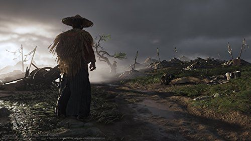 photo Wallpaper of Sony Interactive Entertainment-Ghost Of Tsushima [PlayStation 4]-