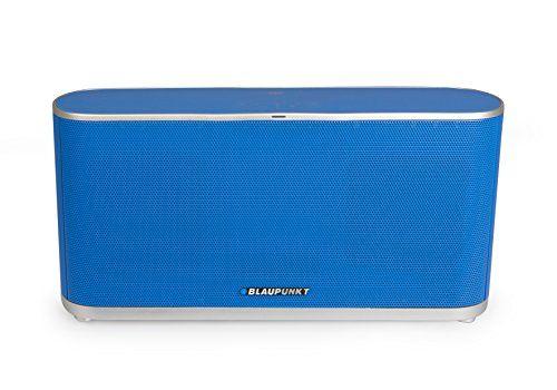 photo Wallpaper of Blaupunkt-BLAUPUNKT BT 600 BL BL Bluetooth Lautsprecher Mit NFC, AUX IN, 2x 8-Blau