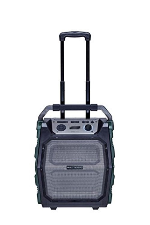 photo Wallpaper of Mac Audio-Mac Audio MRS 777 | Mobiler Bluetooth Lautsprecher | Trolley Soundanlage Für Outdoor Und-Schwarz