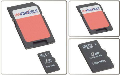 photo Wallpaper of yayago-Yayago Microcell SD 8GB Speicherkarte / 8gb Micro Sd Karte Für HTC-